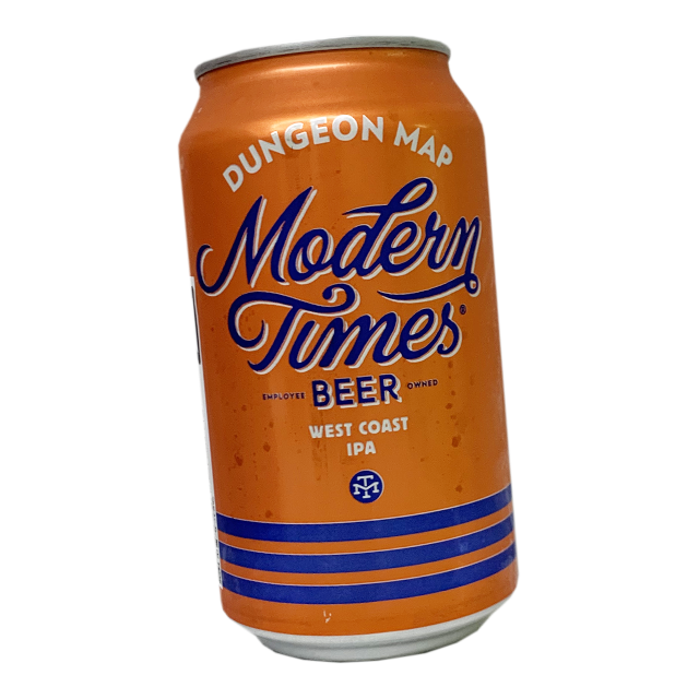 【クール便必須】 Modern Times (モダンタイムス) DUNGEON MAP (ダンジェンマップ)缶 355ml