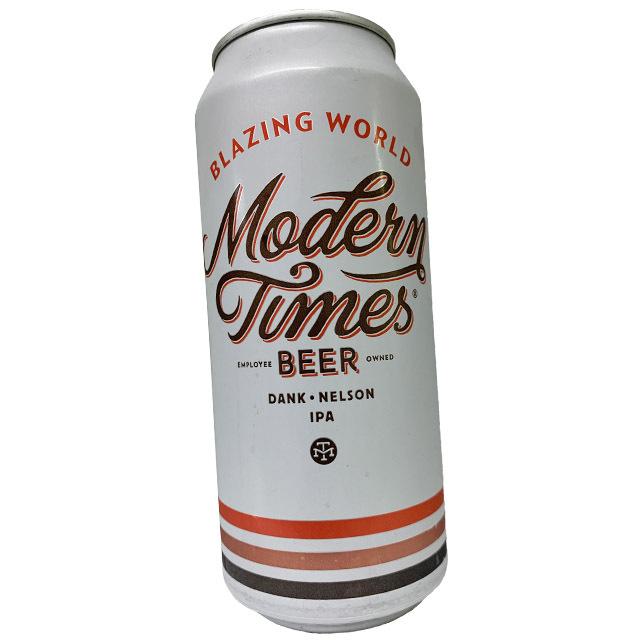 【クール便必須】 Modern Times (モダンタイムス) Blazing World (ブレイジングワールド)缶 473ml