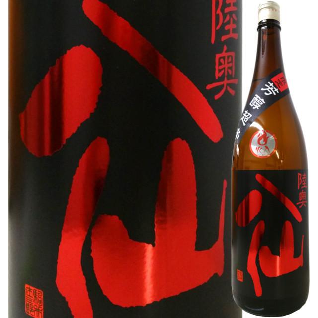 陸奥八仙 芳醇超辛口純米酒 1800ml
