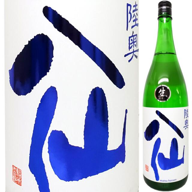 陸奥八仙 ヌーボー特別純米 直汲み生原酒 1800ml