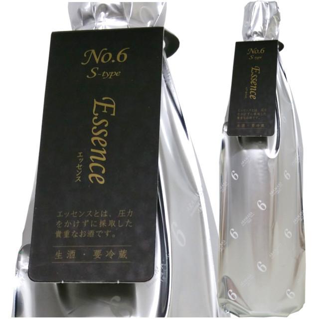 【クール便必須】 新政 No.6 S-type Essence (中取り) 740ml