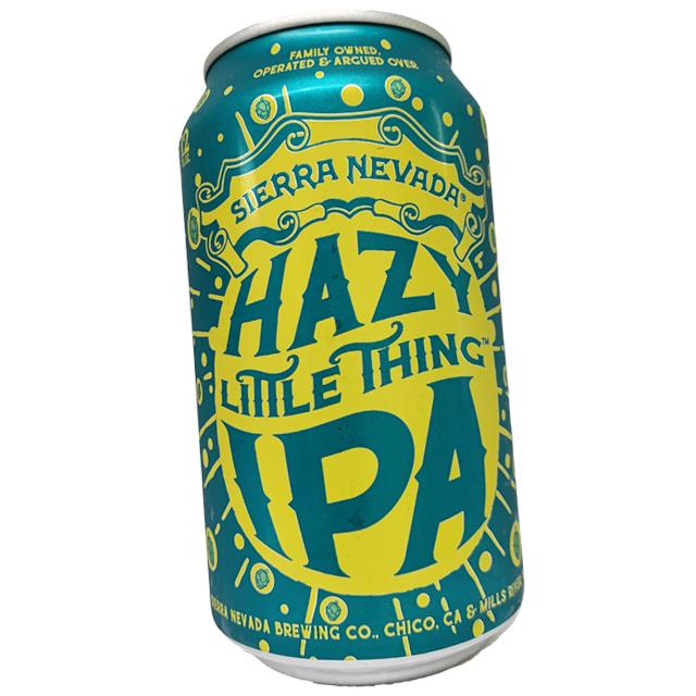 【クール便必須】 Sierra Nevada (シエラネバダ) Hazy Little Thing IPA (ヘジーリトルシング)缶 355ml