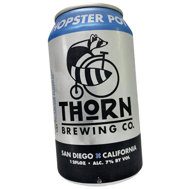 【クール便必須】 Thorn (ソーン) Hopster Pot IPA (ホップスターポット)缶 355ml