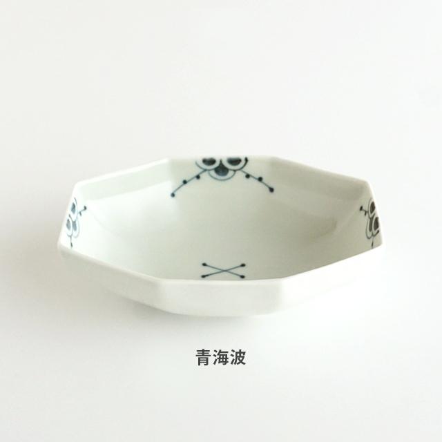 長角八角小鉢 金善製陶所 金善窯 有田焼