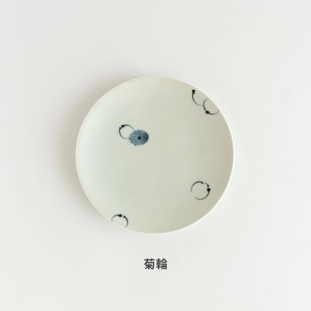 プレーンドゥ15.5cmプレート皿 金善製陶所