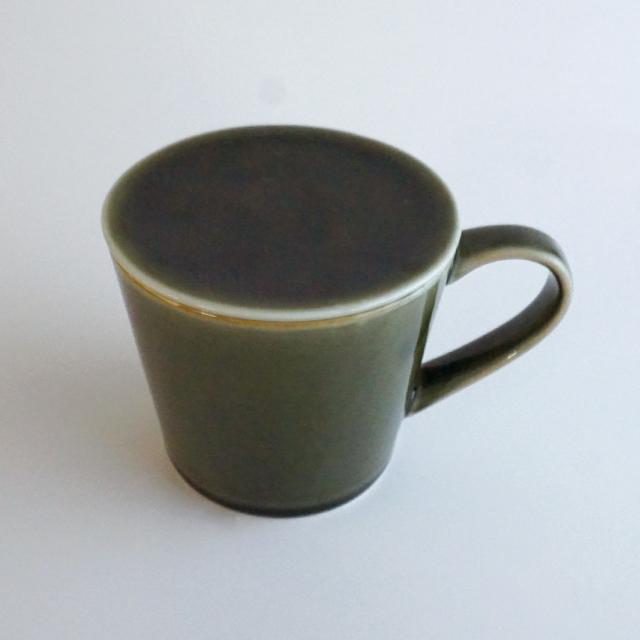 金善窯 金善製陶所 有田焼 窯元 器 和食器 うつわ LIMIA 掲載 マグカップ 蓋付 マグ