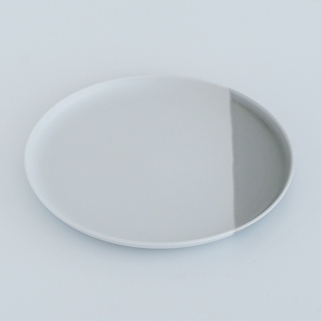 和食器通販 有田焼 窯元 金善窯 丸皿 楕円皿 プレート 菊割 花型 │株式会社金善製陶所