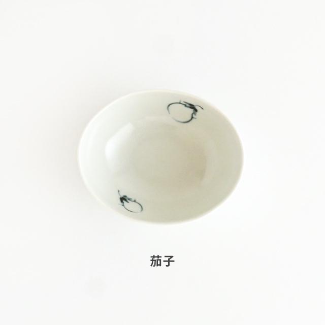 楕円小鉢 金善製陶所 金善窯 有田焼 古染