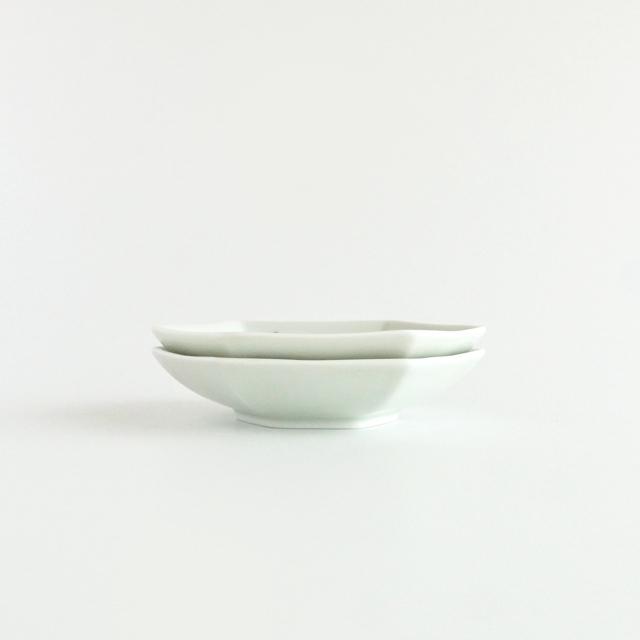 六角小皿 金善製陶所 金善窯 有田焼
