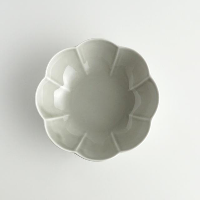菊割深皿 16cm 金善製陶所