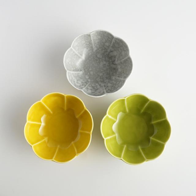 菊割小鉢 11cm 金善製陶所
