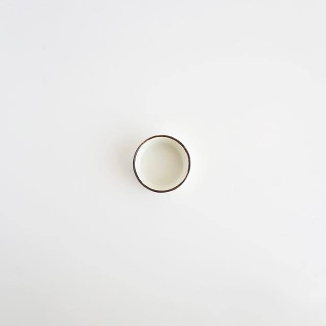 バーチカルプレート ホワイト釉 金善窯 有田焼 5cm