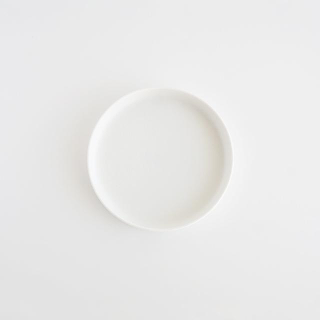 バーチカルプレート スノー 金善窯 有田焼 12.5cn