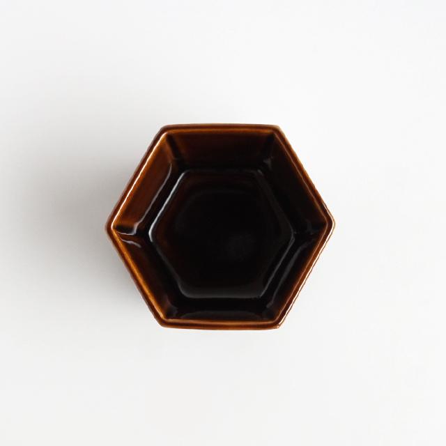 六角蓋物 金善製陶所 金善窯