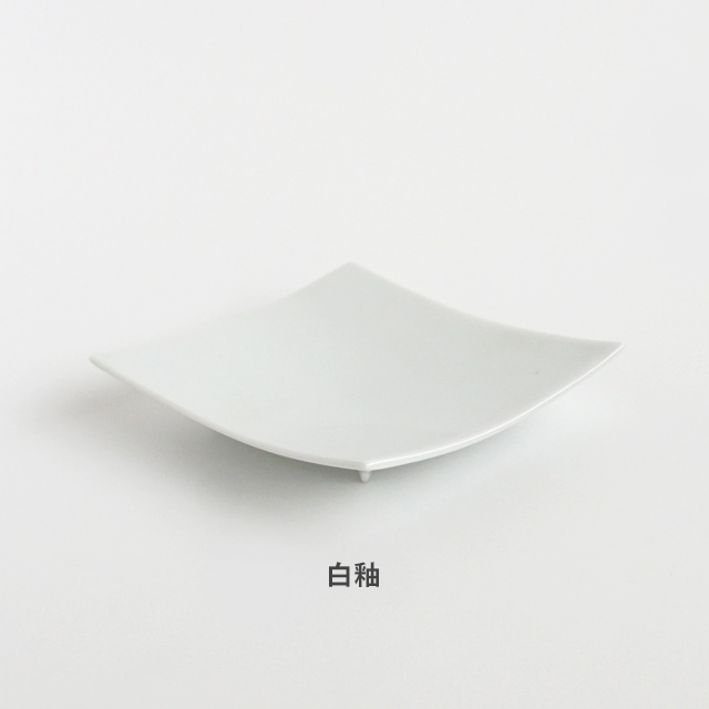 菱形小皿 金善製陶所 金善窯 有田焼
