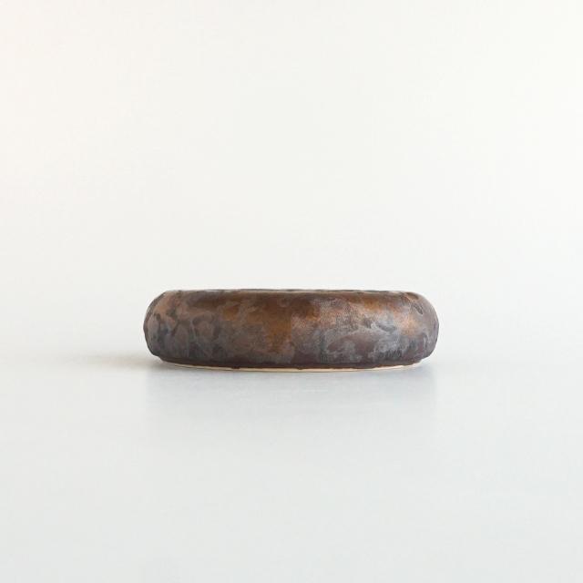 サークルプレート 金善製陶所 金善窯