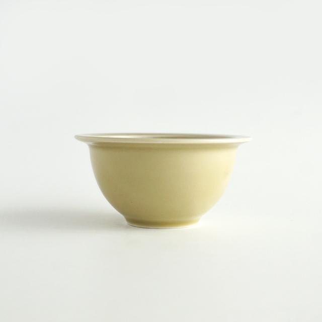 リムボール 黄磁 10cm