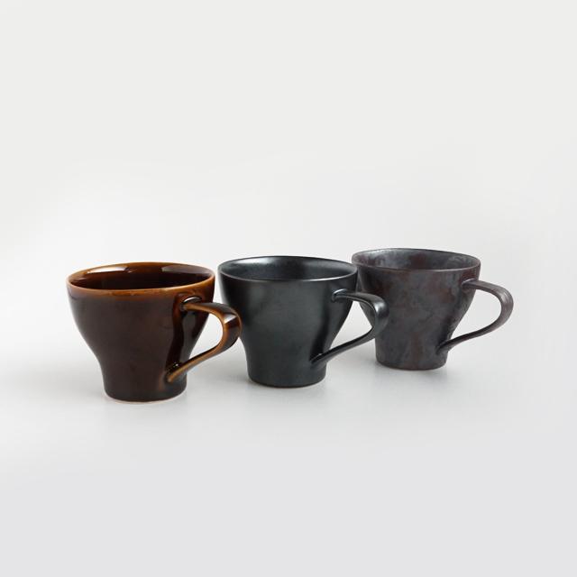 スムースハンドルリングカップ(3色)