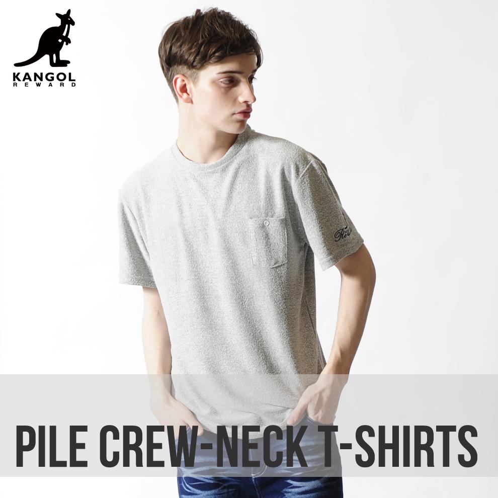 KANGOL REWARD ベーシッククルーネックTシャツ