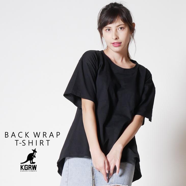 KANGOL REWARD バックラップTシャツ