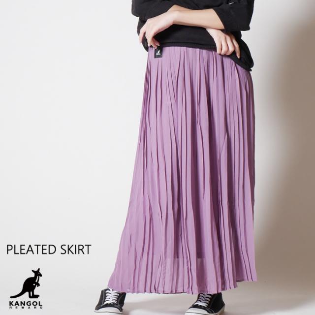 KANGOL REWARD プリーツスカート