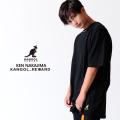 【完全受注生産】   中島健×KANGOL REWARDコラボ半袖Tシャツ