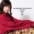 【完全受注生産】  nami ×KANGOL REWARD コラボ トレーナー
