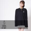 【完全受注生産】  井口綾子×KANGOL REWARD 第2弾◆ コラボ長袖Tシャツ