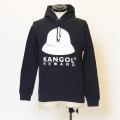KANGOL REWARD レディースバケットハットプルオーバーパーカー