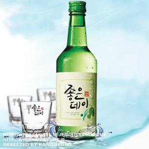 ジョウンデイ焼酎360ml■韓国食品■ 0174