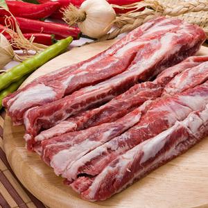 ▲冷凍▼冷凍高級特上ゲタカルビ1kg■韓国食品■ 0404