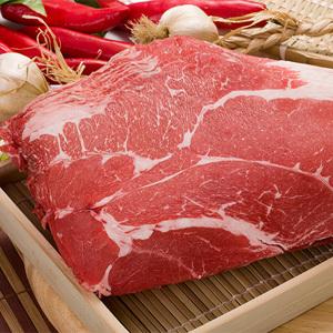 ▲冷凍▼牛肩ローススライス1kg■韓国食品■ 0405