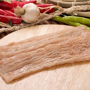 ▲冷凍▼焼肉用ホルモン「牛の大腸」1kg■韓国食品■ 0427