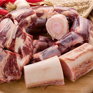 ▲冷凍▼和牛テール一匹「牛テール丸一本、牛骨」約3~4kg■韓国食品■ 0456