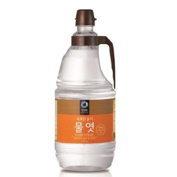 「清浄園」水飴2.4kg×6個【1BOX】■韓国食品■ 0579-1