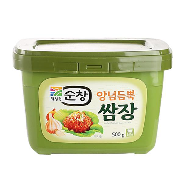 「スンチャン」サムジャン「サンチュ味噌」500g×20個【1BOX】■韓国食品■SmaStation テレ朝 0736-1