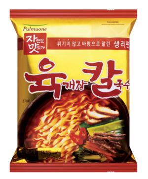 (プルムウォン)ユッケジャンカルグッス■韓国食品■2485