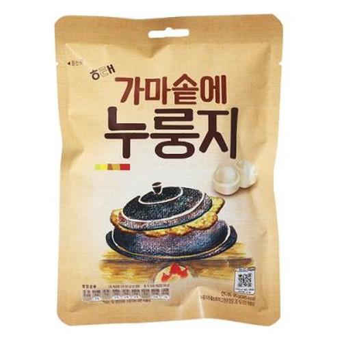 おこげ味飴「小」90g×20個【1BOX】■韓国食品■ 1104-2