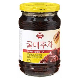 「サンファ」なつめ茶500g■韓国食品■ 0803