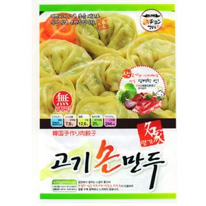 ▲冷凍▼「名家」手作り肉餃子420g ■韓国食品■1319