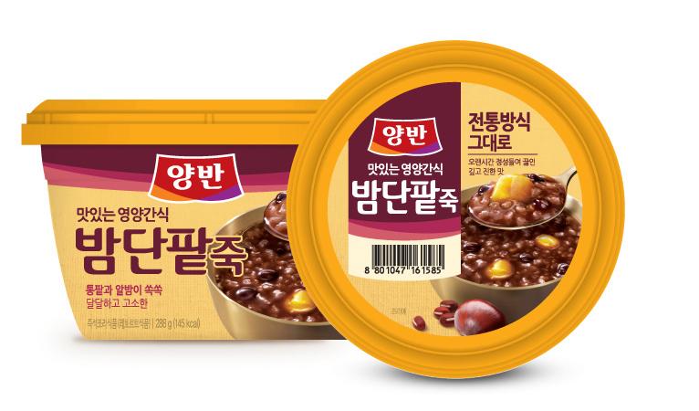 栗小豆お粥285g■韓国食品■ 1418