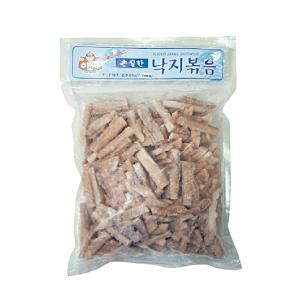 ▲冷凍▼炒め用タコ1kg■韓国食品■ 1536