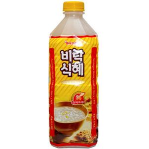 「ビラク」シッケ(米ジュース)PET1.8L ■韓国食品■2370