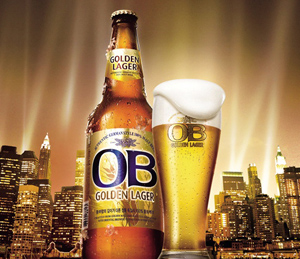 韓国OBビール500ml■韓国食品■ 0113