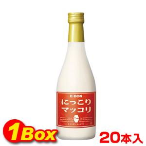 イドンマッコリ「瓶」360ml×20本【1BOX】■韓国食品■ 0133-1