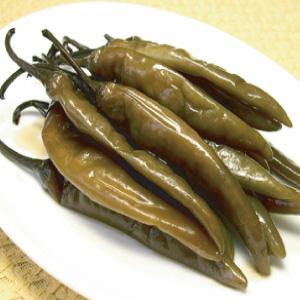 ◆冷蔵◆自家製醤油漬け唐辛子500g■韓国食品■ 0230