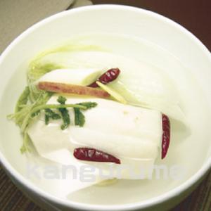 ◆冷蔵◆自家製大根水キムチ1kg■韓国食品■ 0232