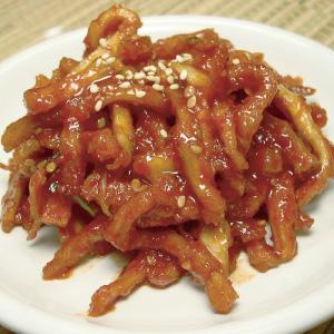 ◆冷蔵◆自家製干し大根ムチム500g■韓国食品■ 0235