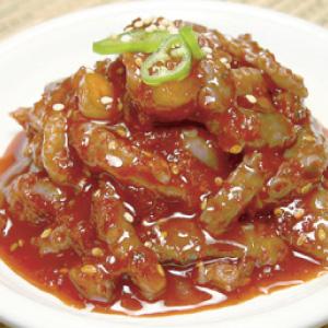 ◆冷蔵◆自家製たこ塩辛300g■韓国食品■ 0241