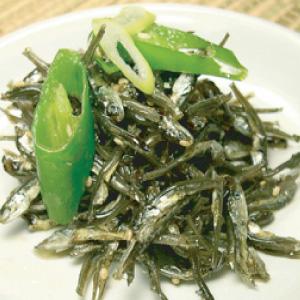 ◆冷蔵◆自家製いわし炒め200g■韓国食品■ 0247